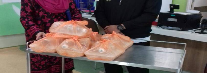 Iftar Ramadhan NSERC at HTAA Kuantan & Hospital Bentong