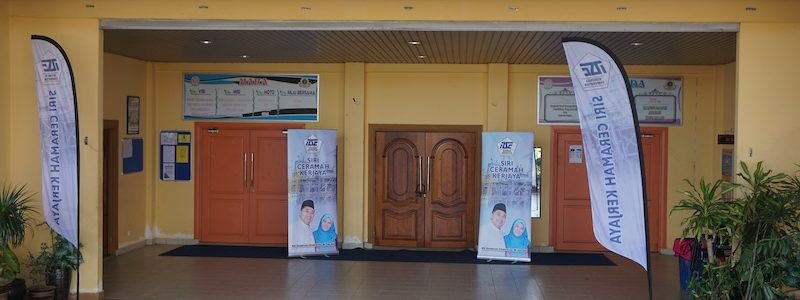 NSERC CSR Initiative: Siri Ceramah Kerjaya 4th Stop – MRSM Trolak